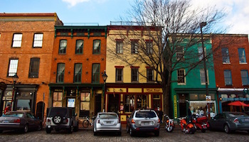 Fells Point Baltimore MD