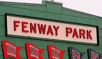 Fenway Boston MA