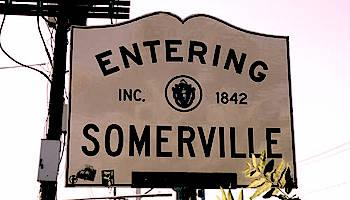 Somerville Boston MA